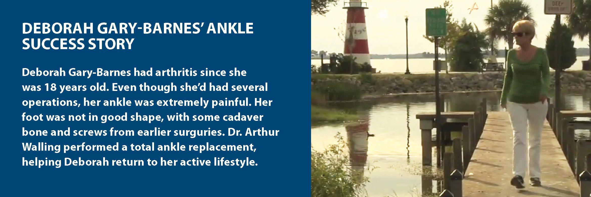 Foot Ankle Lower Leg Florida Orthopaedic Institute