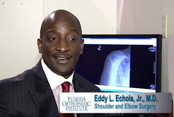 Platelet Rich Plasma Therapy Elbow and Shoulder Dr. Echols