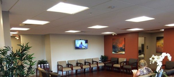 Find an FOI Location Clinic Interior