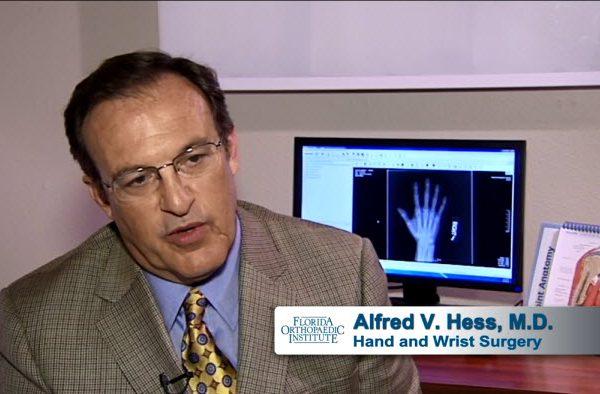 Platelet Rich Plasma Therapy Hand & Wrist