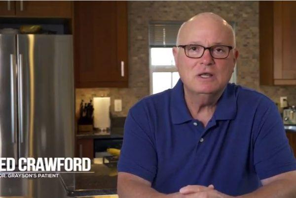 Ed Crawford Hip Replacement Testimonial