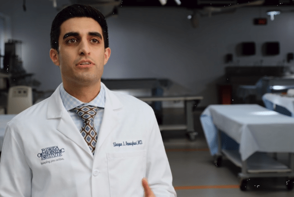 Orthopaedic Dr. Armaghani Spine Surgery Options