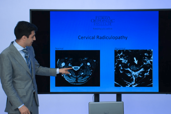 Orthopaedic Cervical Spine Conditions Dr. Armaghani