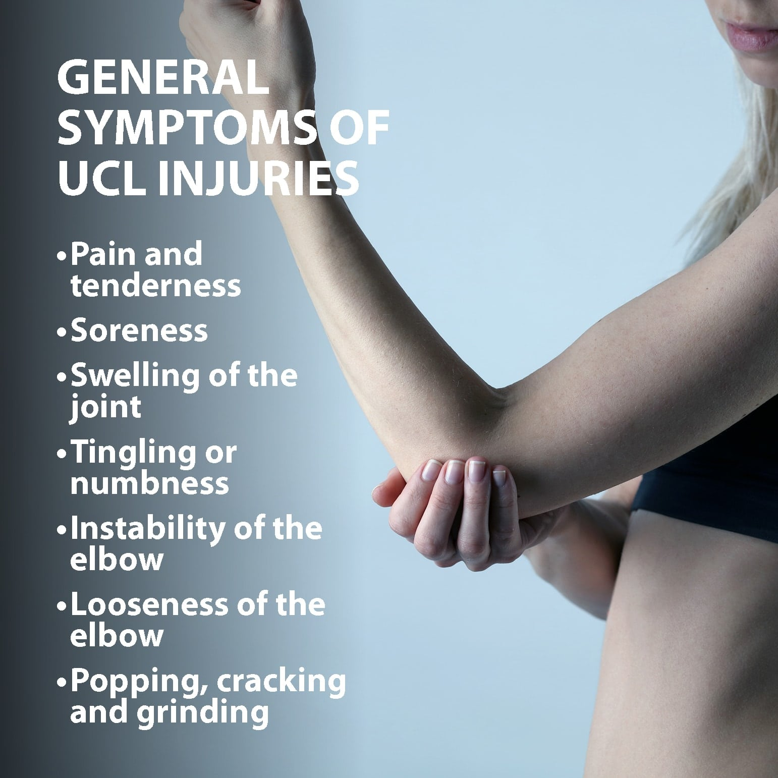 UCL Symptoms