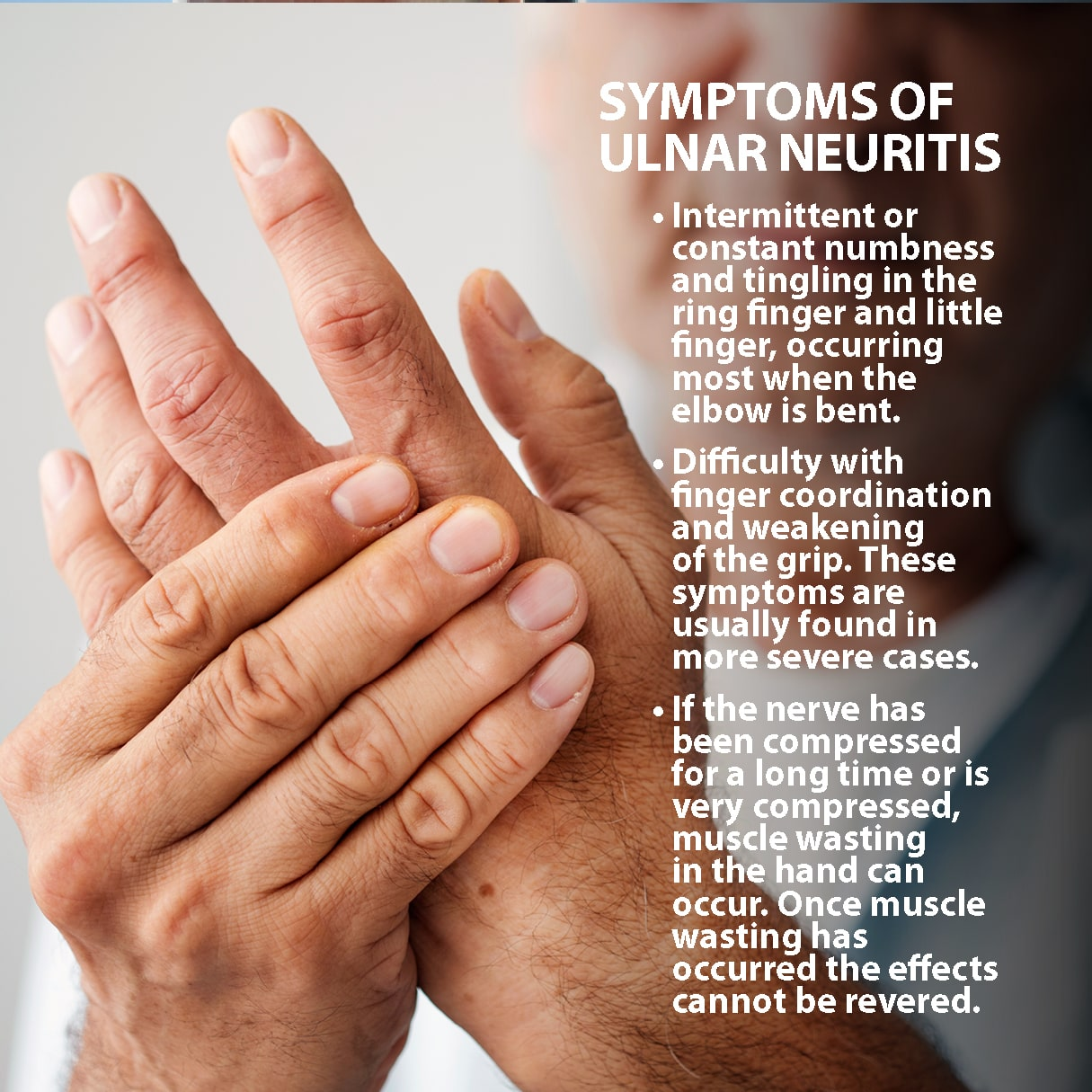 Ulnar Neuritis Symptoms