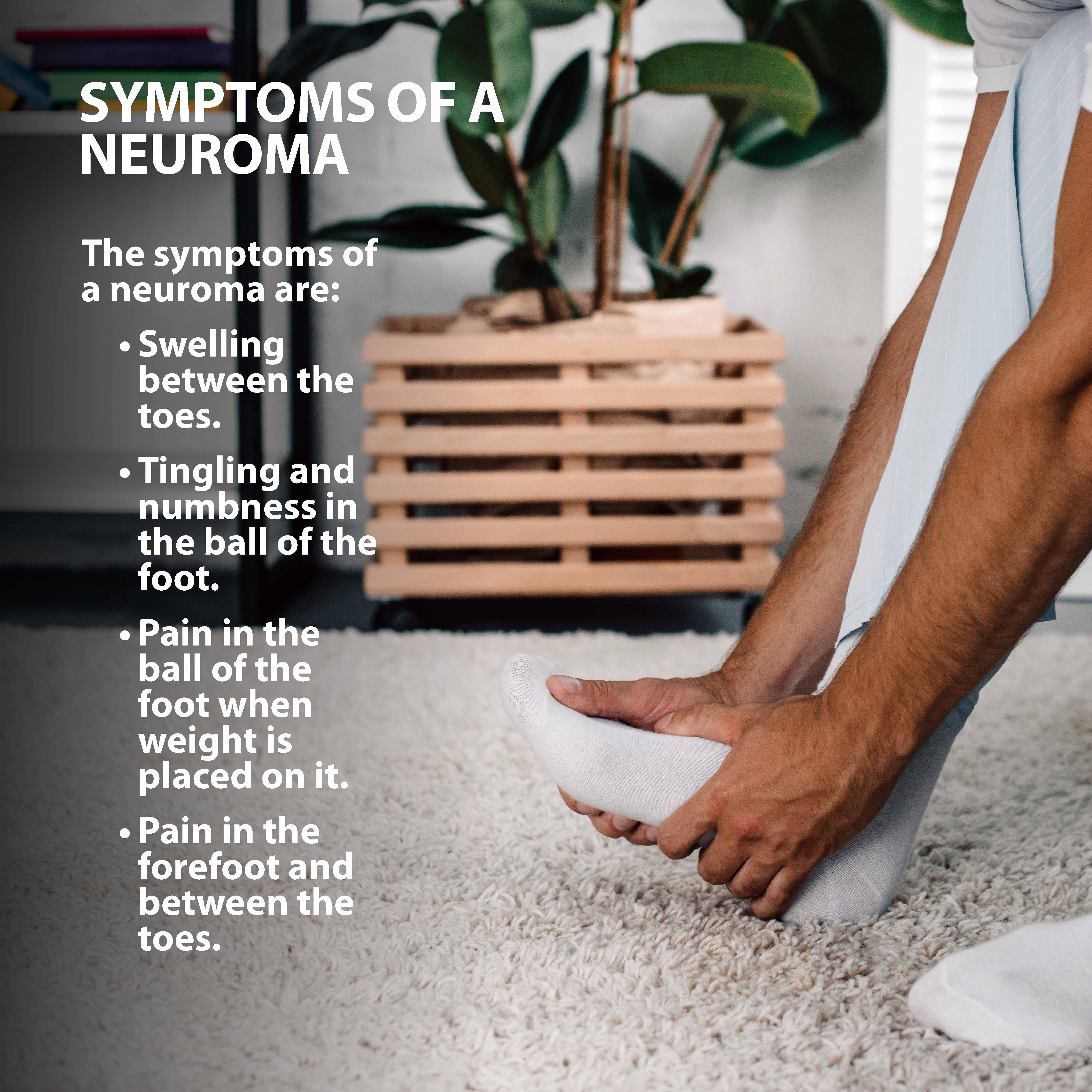 neuromas in feet