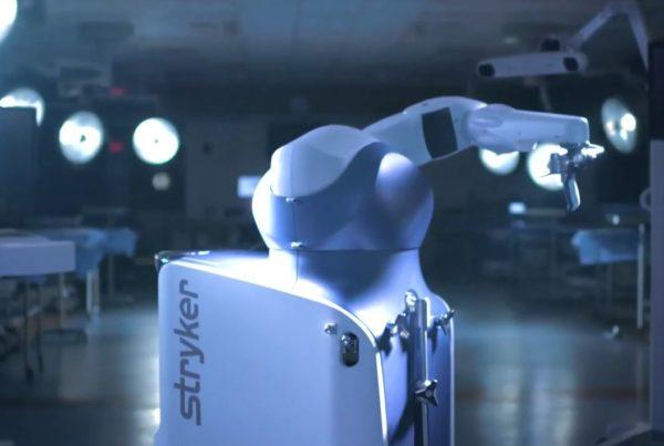 Robotics Surgery Video