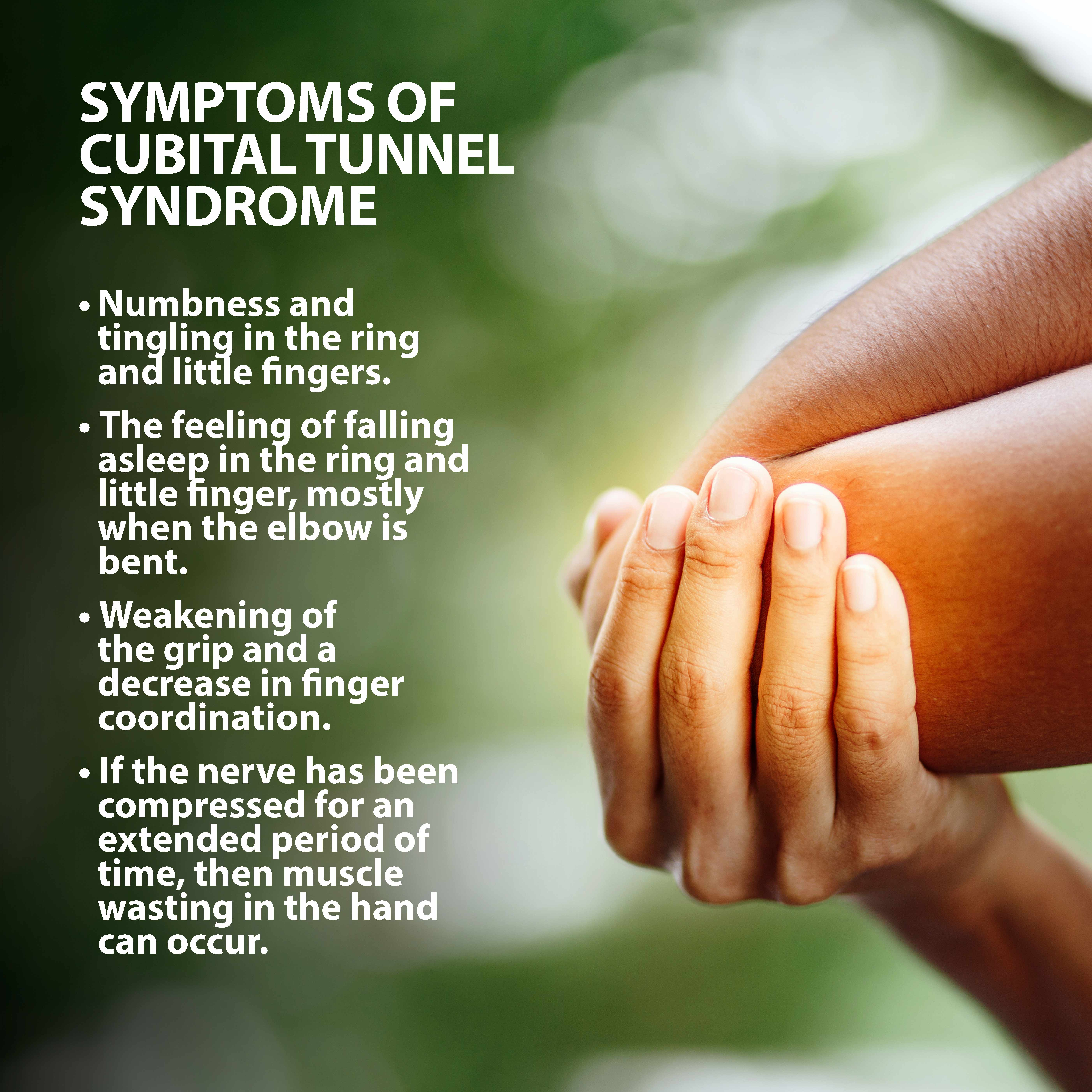 cubital tunnel syndrome exercises