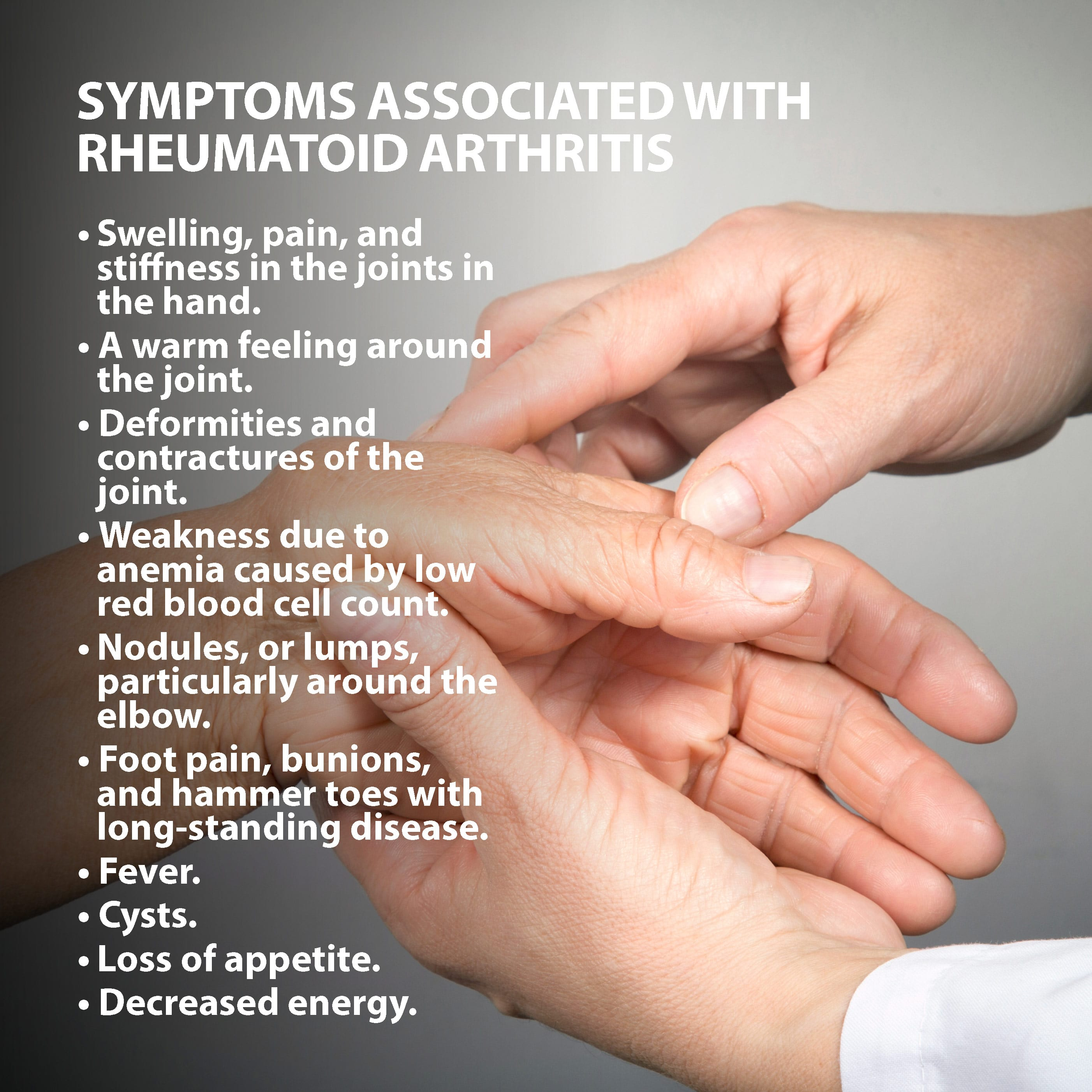 Rheumatoid Arthritis Of The Hand Florida Orthopaedic Institute