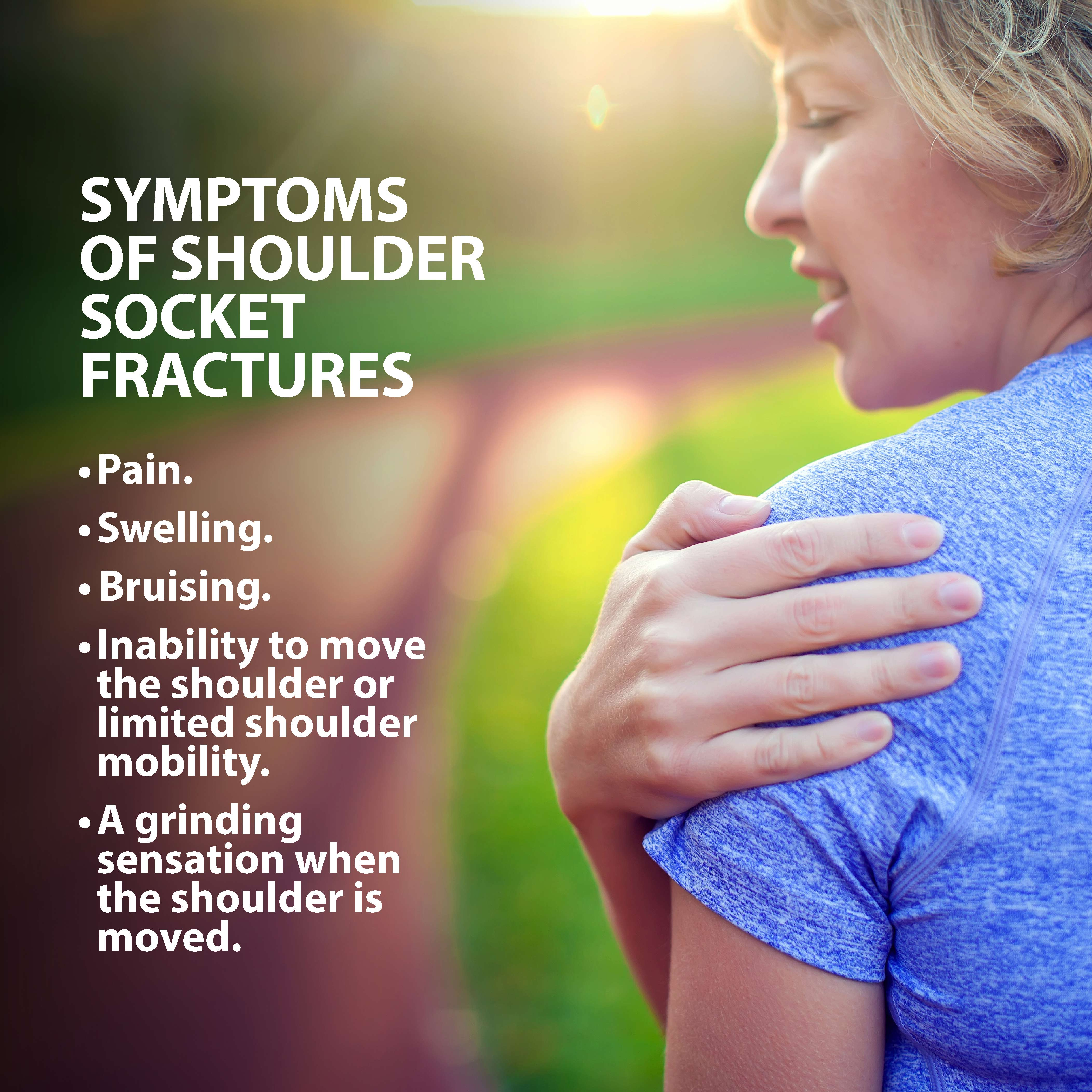 Shoulder Socket Fracture