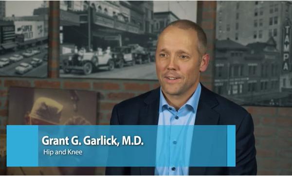 Dr. Grant Garlick Video