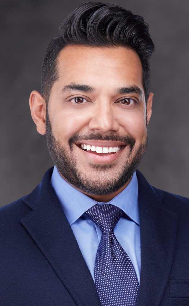 Dr. Mehrotra Physician Headshot