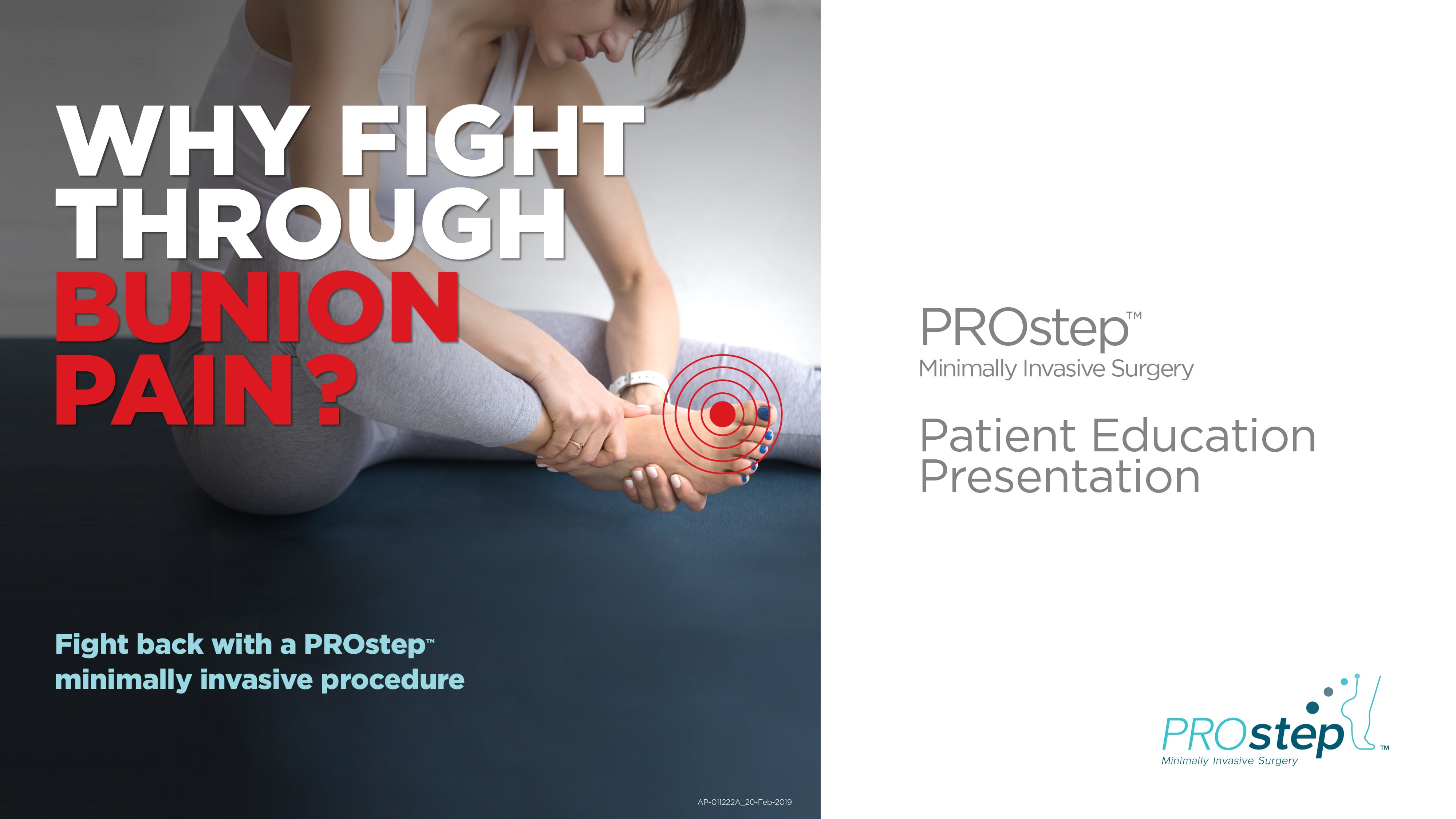 PROstep-Patient-Education