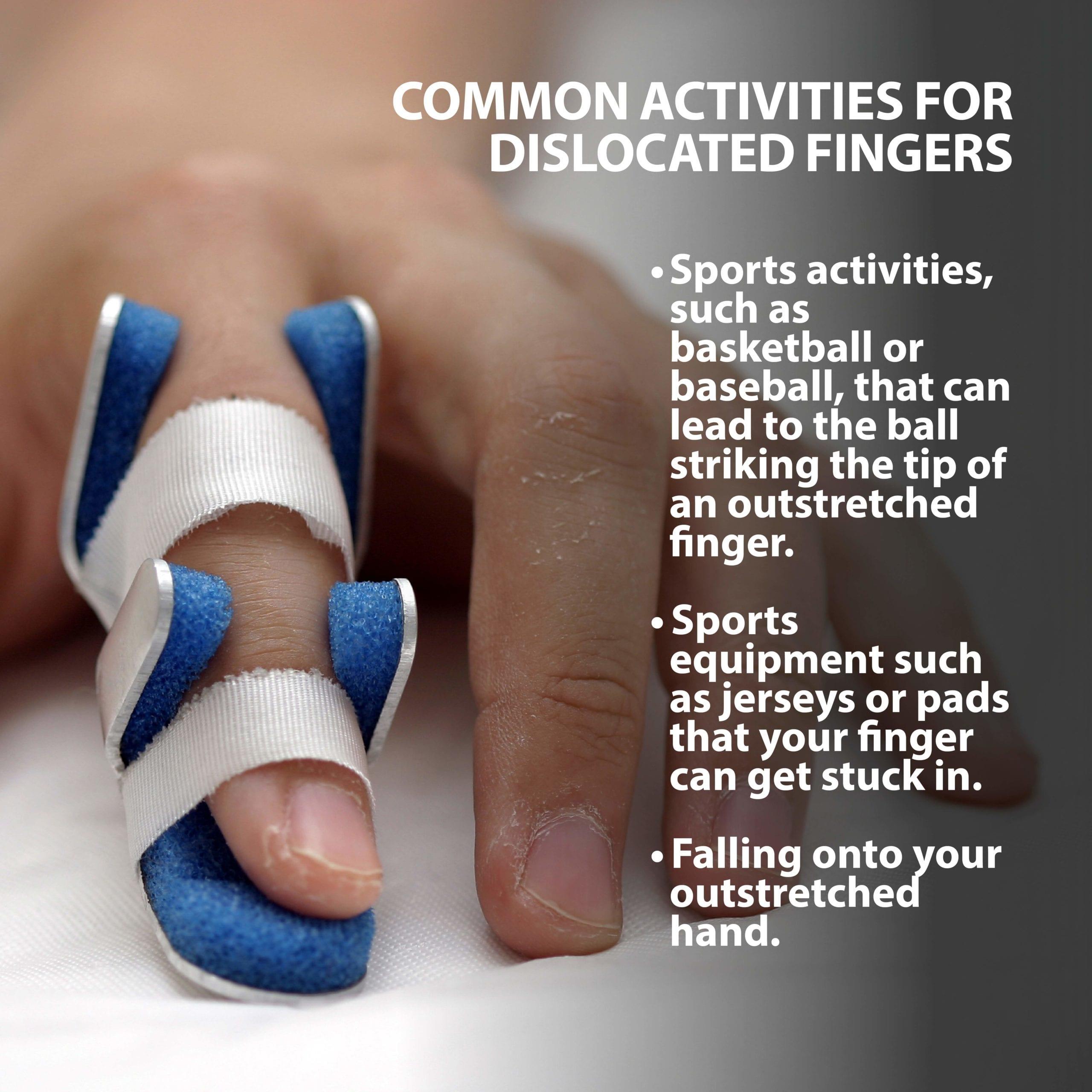 Finger Dislocation