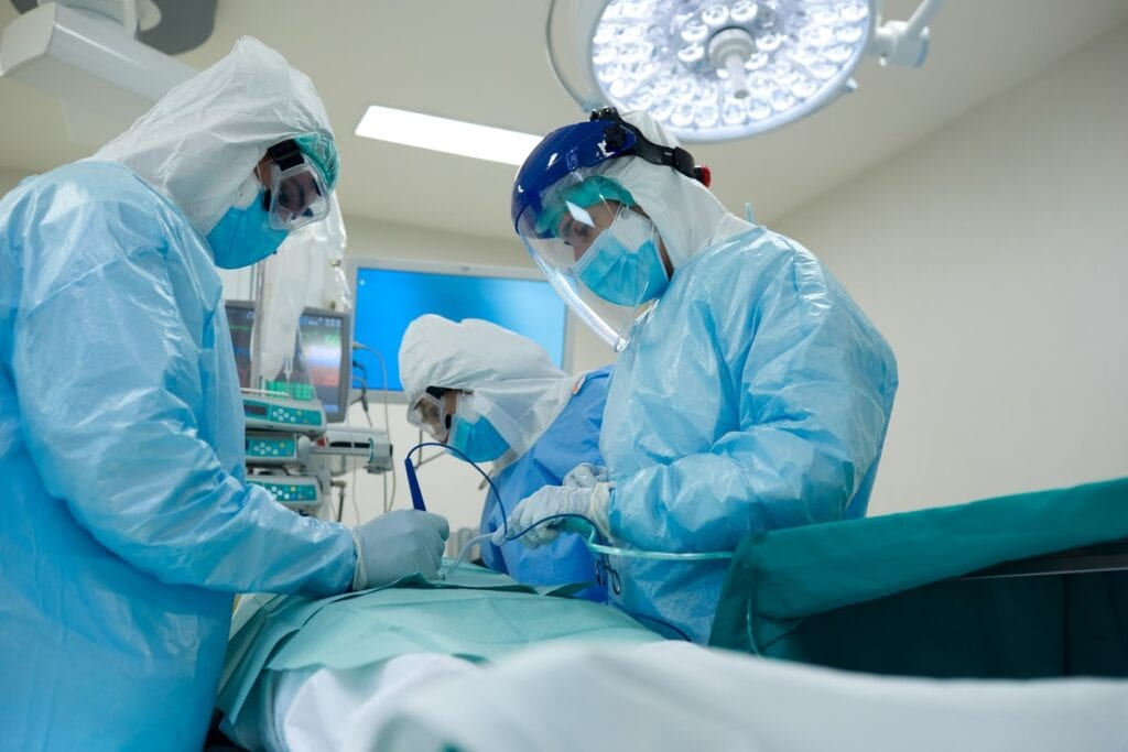 Surgery During Time Of COVID-19