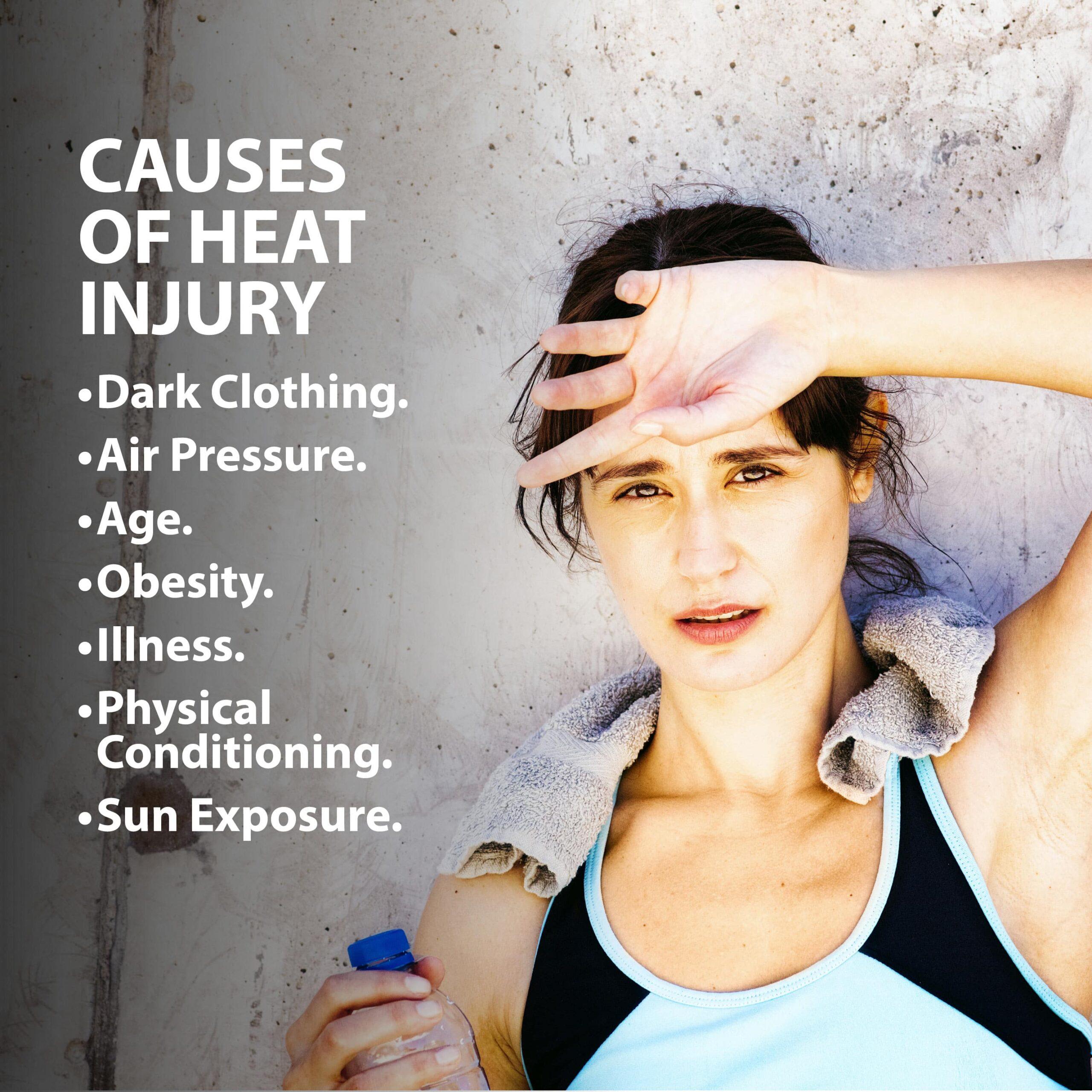 heat injury/heat prostration
